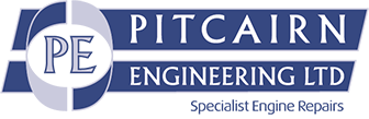 Pitcairn Engineering logo